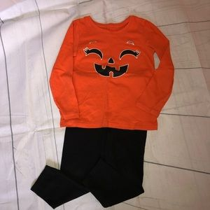 Girl's 3T Halloween Outfit